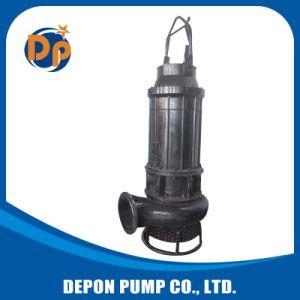 Ss150-15-15 Lodo de la bomba sumergible de aguas residuales