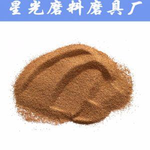 Noix de Shell Shell abrasifs/ noyer média filtrant 8*12mesh (XG-123)
