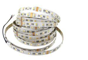 Indicatore luminoso di striscia di controllo 10mm 12mm 19.2W 12V 24V 4in1 5050 RGBW LED di WiFi