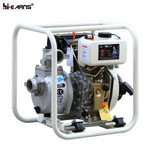 Motor Diesel Air-Cooled Bomba de agua (DP20)
