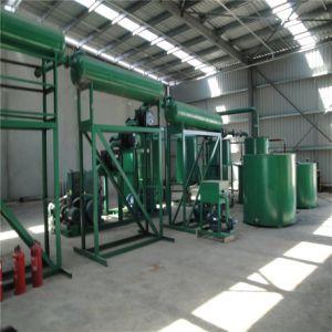 Newstの不用なオイルの減圧蒸留Purfier中国製