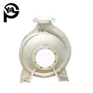 De centrifugaal Pomp van het Roestvrij staal van de Zuiging van het Eind Horizontale