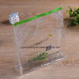 ジッパーロック(jpplastic002)が付いている製造の製品の三次元透過装飾的なギフトの包装袋