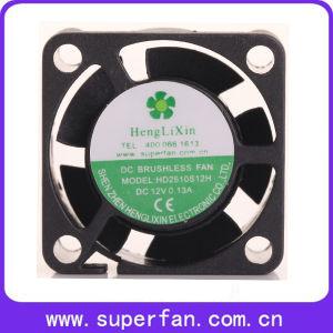 5V DC de haute qualité pour l'ordinateur Mini ventilateur Ventilateur de refroidissement de 25 mm