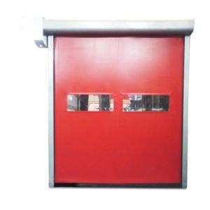 Automatische Hochgeschwindigkeitsselbstwiederanlauf-Rollen-Blendenverschluss-Tür