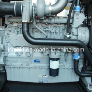 Grupo electrógeno diesel de 640kw, 805kVA impulsado por motor Perkins de Reino Unido 4006-23tag3g