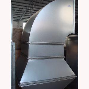 Stand-Beleuchtung-Spray-Stand-Ventilator-Spray-Kabine anstreichen