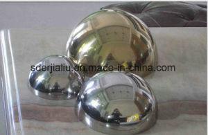 Sfera 25mm-100mm di emisfero della cavità dell'acciaio inossidabile di Ss201 SS304