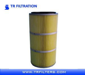 Imperméable et Anti-Oil Polyester recueillir la poussière de la cartouche du filtre