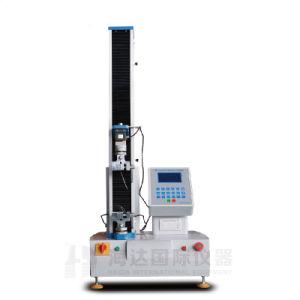 Computer-Steuerdehnbare Prüfungs-Plastikmaschine der Kapazitäts-200n