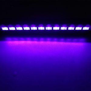 UV12 PCS ständig helles LED Licht für Disco-Stadiums-romantischen Effekt