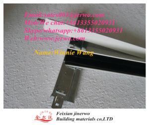 L'intérieur de la qualité de l'aluminium T Bar plafond suspendu / métal barre en T T Les panneaux de tuiles de plafond Jinerwo grille