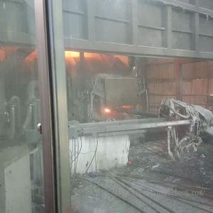 Alta efficienza industriale CES del forno ad arco elettrico