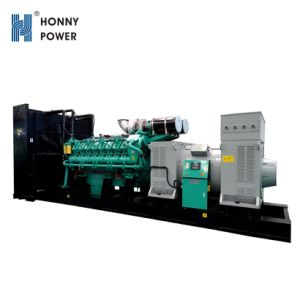 Honny力の高圧6kv発電機セット