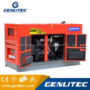 De super Stille Diesel van de Motor Yangdong van het Type 20kw/25kVA Reeks van de Generator