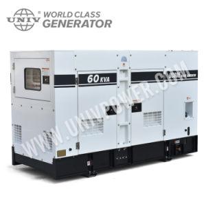 250kVA Cumminsの無声電気ディーゼル発電機(UC200E)