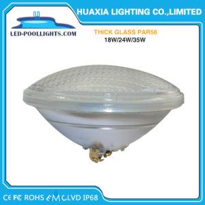 Alto indicatore luminoso subacqueo della piscina di lumen 24W SMD 3014 LED