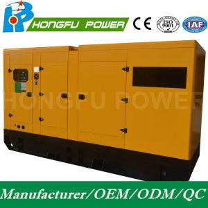 480kw 600kVA Cummins alimentano il generatore diesel insonorizzato con il regolatore elettrico