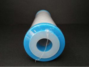 10 '' 20 van de Geactiveerde van de Koolstof Duim Patroon van de Filter voor de Behandeling van het Water