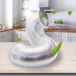 Effet de serre Slivoïde d'alimentation couleur OEM de la culture hydroponique épaissir Double/Four-Layer gaine souple en aluminium