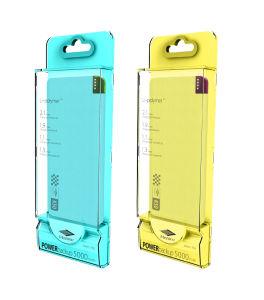 Mezone K50 BANCO DE POTENCIA marca Uitra Estilo compacto con pantalla LED inteligente de gestión/IC /5000mAh de polímero de litio superiores