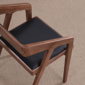Nordic Silla de Comedor muebles escandinavos modernos de madera para Restaurante