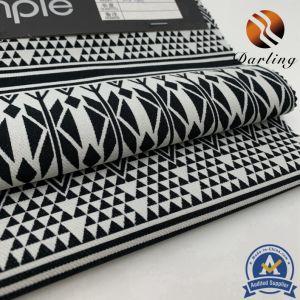 75D Spandex cationiques Stretch jacquard pour vêtement 2