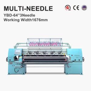 Heftungs-multi Nadel-steppende Maschine sperren