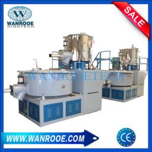 Het grote Systeem van de Mixer van de Capaciteit Horizontale Plastic