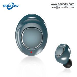 OEM 스포츠 무선 이동할 수 있는 핸즈프리 자석 Bluetooth Earbud 헤드폰 헤드폰 이어폰