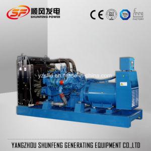 Leiser elektrischer Strom-Dieselgenerator CKD-480kw mit MTU-Motor