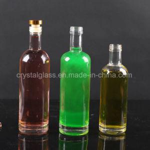 Classic Verde Escuro 750ml de vinho tinto garrafas de embalagens de vidro
