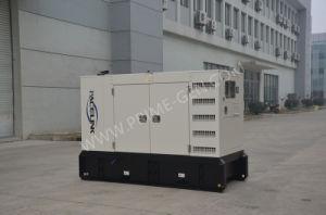 38kVA Cummins schielt schalldichten Dieselgenerator mit Ce/ISO an