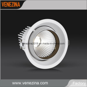 Punto messo alluminio commerciale registrabile Downlight del LED 20With25With30With40W LED