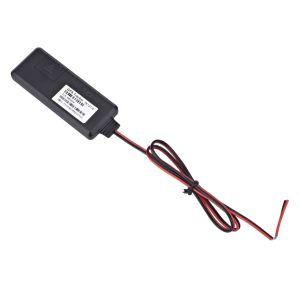 Super fino Rastreador GPS de baixo custo com GPS/Lbs Posicionamento Dual Mode para veículo (TK121-S)