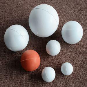 Todos os tamanhos de natureza a esfera de borracha utilizar na limpeza Sifters