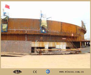 De Machines van de bouw/de Apparatuur van de Bouw van de Tank van de Machine van het Lassen van de Tank