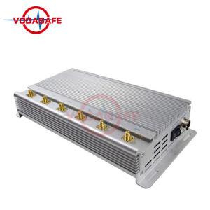 De mobiele Stoorzender van het Signaal van de Telefoon, Stoorzender/Blocker van Cellphone /Wi-Ficdma/GSM/3G2100MHz/4glte Cellphone/Wi-Fi/Bluetooth
