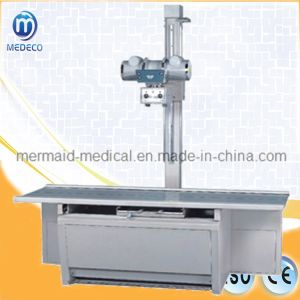 高周波より少ない線量のデジタルX線Plx101の移動式レントゲン撮影機システム