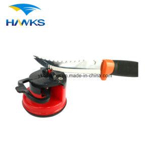 CL2T-CS26 Comlom al aire libre cocina fácil Afilador de Cuchillos con ventosa