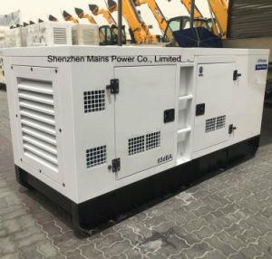 110ква номинальная мощность Perkin ожидания дизельный генератор MP110e Silent генератора