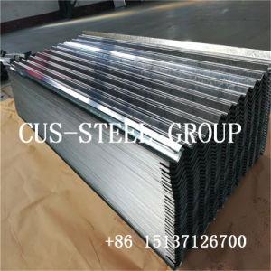 Bwg30 Chine fournisseur tuile de toit en acier galvanisé/Galv ondulé. Tôle de toit