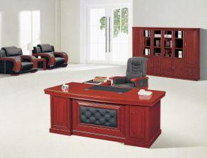 Mesa de escritório Secretária Executiva brilhante Papel com Acabamento brilhante a melamina Turismo Boss Manager mesa de computador de mesa moderno mobiliário de escritório 2019