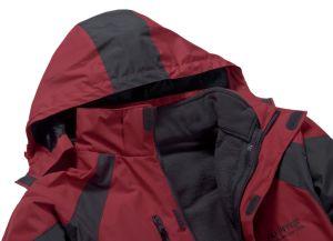 Fuera de los hombres chaqueta con Water-Resistant