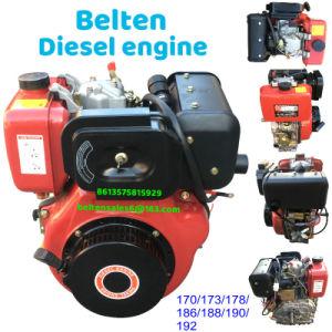 수도 펌프를 위한 디젤 엔진 173 모터