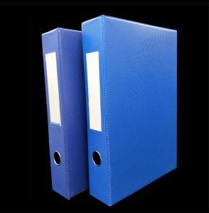 Produit promotionnel Hot Sale PVC en plastique de format A4 Document Fichier Case/Case fichier