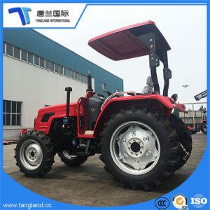 media di 50HP 4WD/Traktar/prato inglese/giardino/rotella/Agri/trattore agricolo