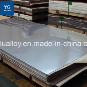 Strato d'anodizzazione di lucidatura caldo laminato a freddo 301 dell'acciaio inossidabile del piatto dell'acciaio legato dell'illustrazione del rivestimento