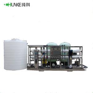De Apparatuur van de Behandeling van de Omgekeerde Osmose van de Zuiveringsinstallatie van het zoute Water