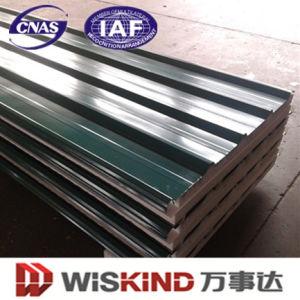 Edificio de la luz de la estructura de acero paneles sándwich EPS para almacenamiento en frío